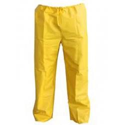 Calça PVC Amarela
